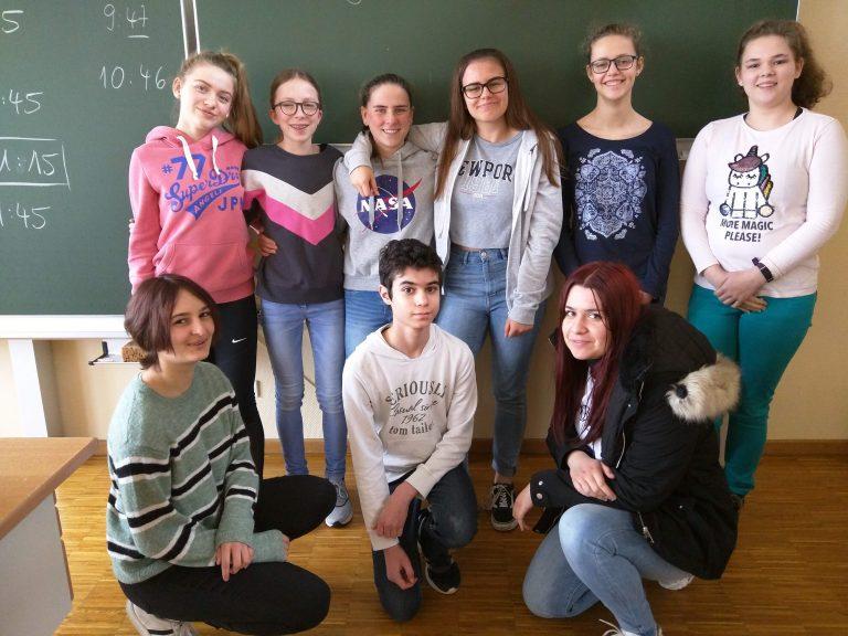 Übergabe der Cambridge-Zertifikate an der Realschule Durmersheim