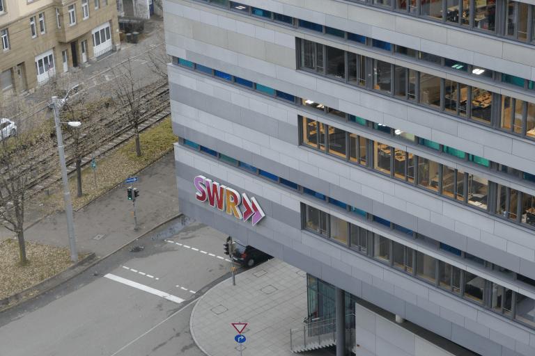 Stuttgart: SWR Funkhaus