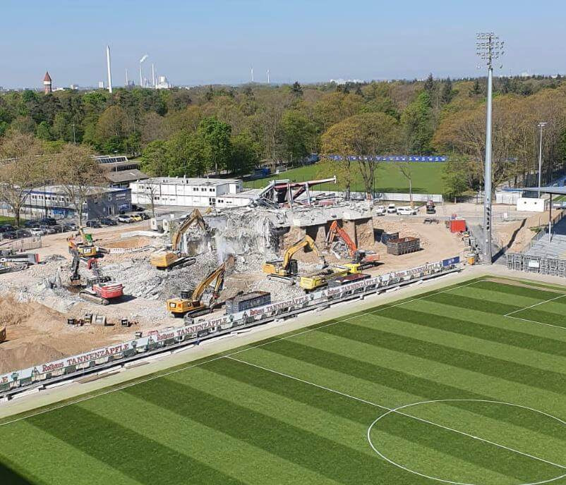 Karlsruhe: Wildparkstadion