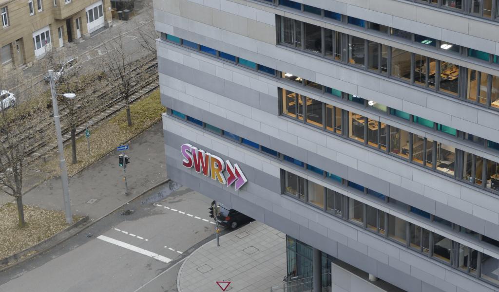 Stuttgart SWR Funkhaus 01